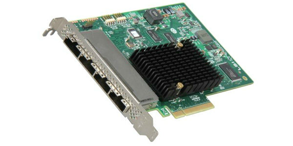 LSI SAS 9201-16e LSI00276 Host Bus Adapter
